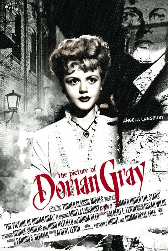 Dorian Gray, Angela Lansbury, Albert Lewin, film