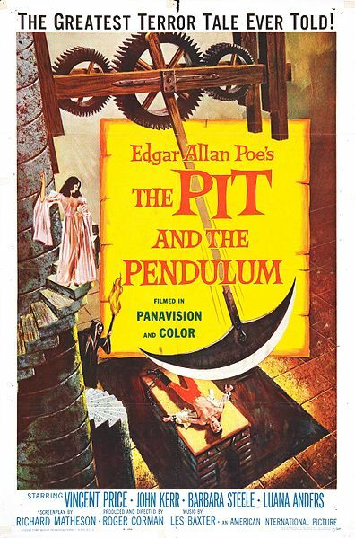 Poe, Vincent Price, Roger Corman