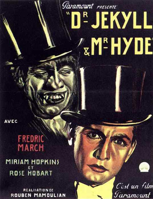 Jekyll, Hyde, Frederic March